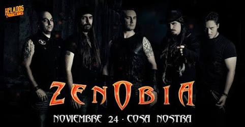 Zenobia 24 Noviembre