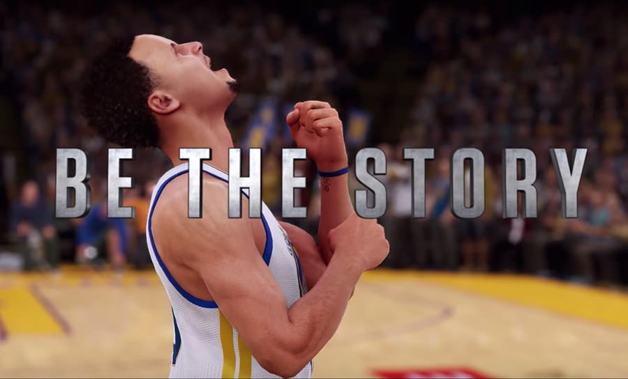 NBA 2K16 Beyond the Shadows Trailer : Stephen Curry