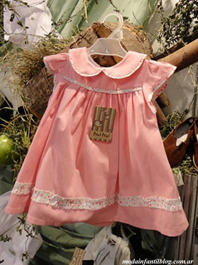 moda infantil primavera verano 2014 vestidos