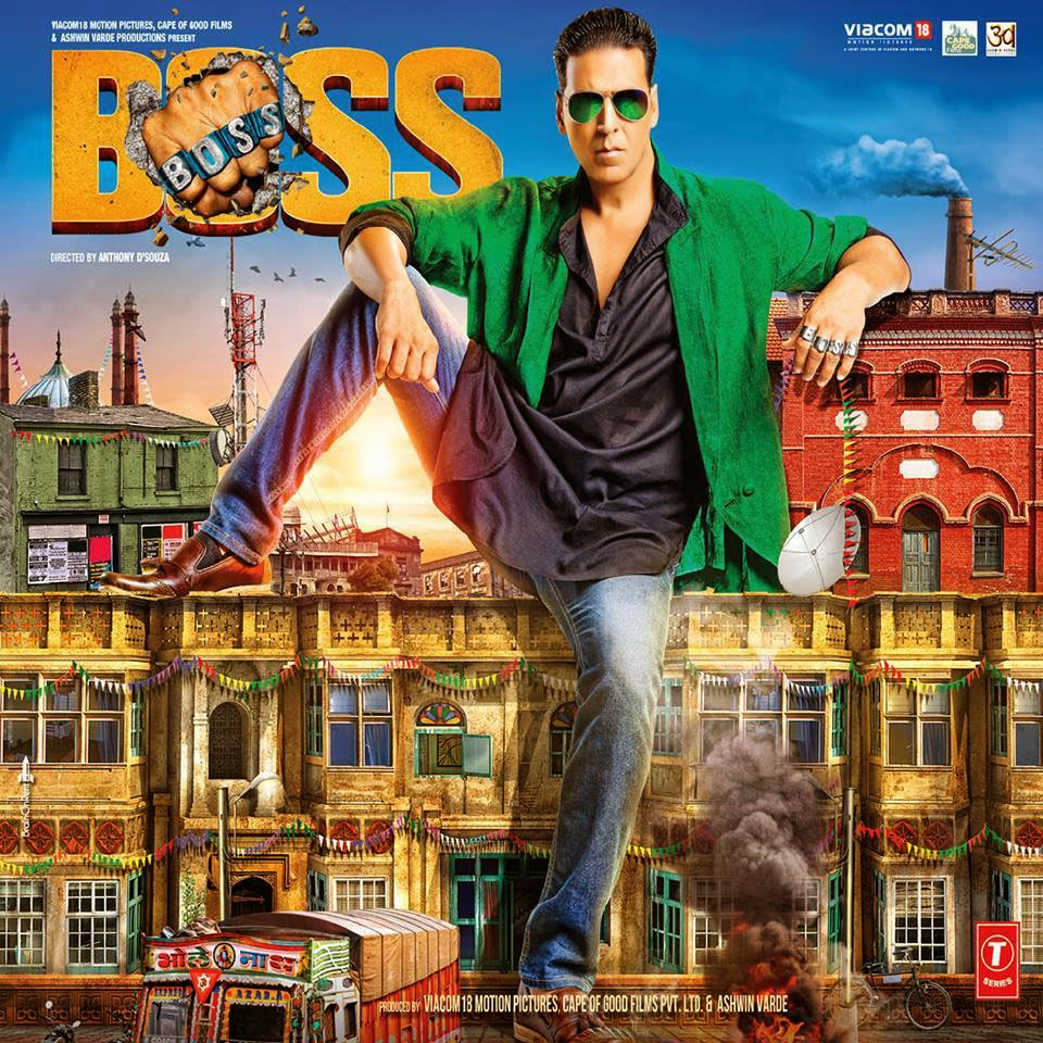 Boss (2013) Full movie watch online