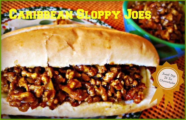 Caribbean Sloopy Joes Recipe, a touch spicy and heat will bring sandwich to a level out of this world. If you like the flavor of Caribbean Tropical Islands, this is a mix for you!