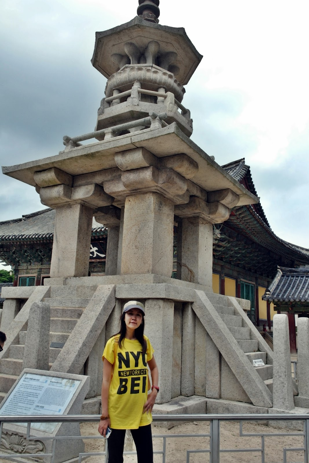 [Gyeongju] Bulguksa Temple and Seokgurum Grotto| meheartsoul.blogspot.com
