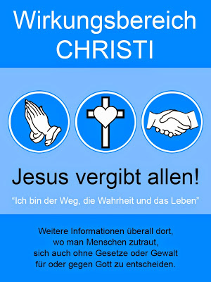 Jesus vergibt allen!
