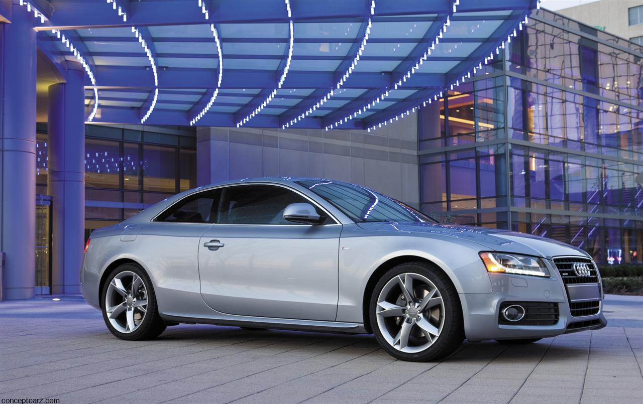 Audi A5 Interior Is A Very Expensive Luxury Car