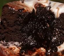 Resep Cara Membuat Fondant Chocolate Cake Enak