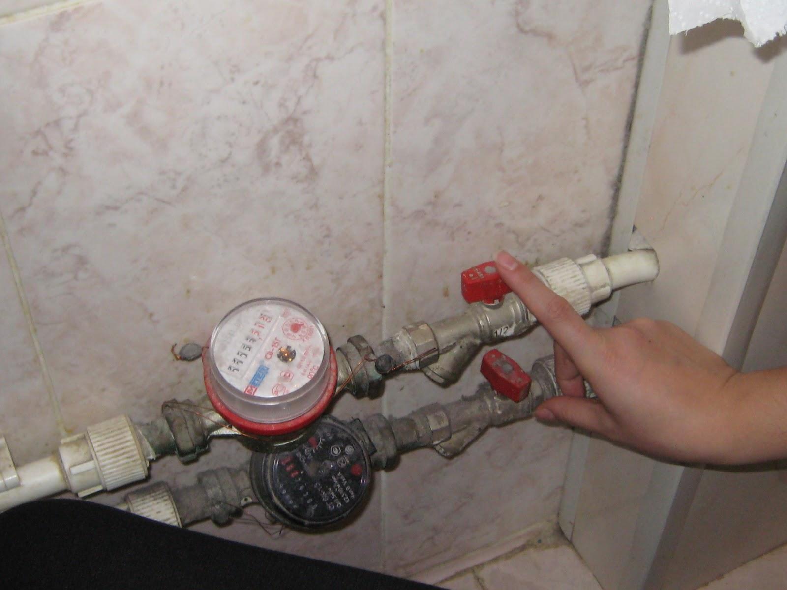 Водяные счетчики ремонт своими руками