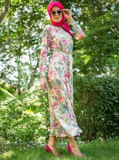 Trend mode gamis modern untuk wanita muslim masa kini