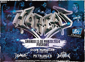 HORCAS EN POSADAS!!!!  SABADO 15 DE MARZO 2014