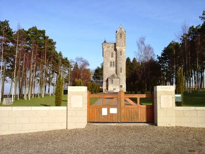 Ulster Tower, Thiepval