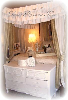 Badezimmerfliesen Zu Shabby Chic 39 S Home Shabby Chic Bedroom Boudoir  Update