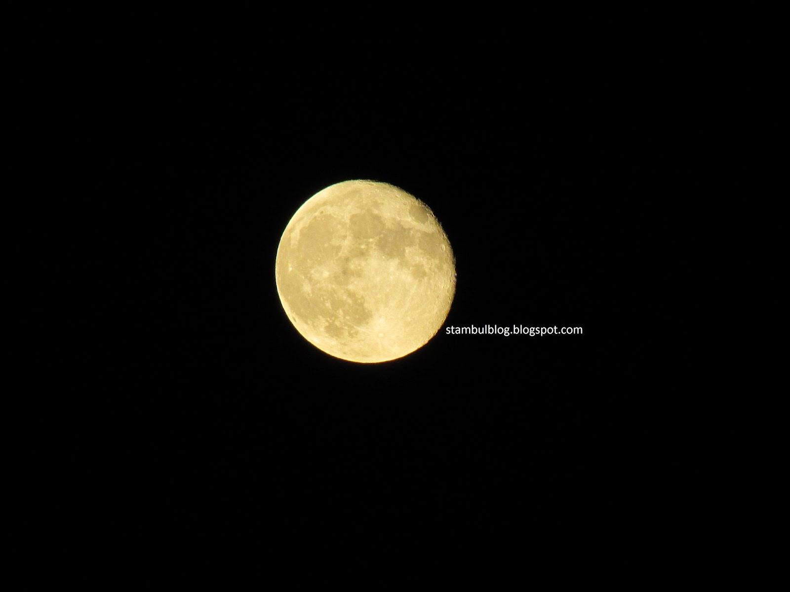 Фото полной луны