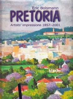 PRETORIA - Artists' impressions 1857-2001
