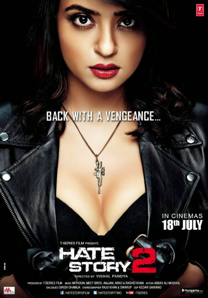Hate Story 2 First And Second Day Box Office Collection An Estimate Idea