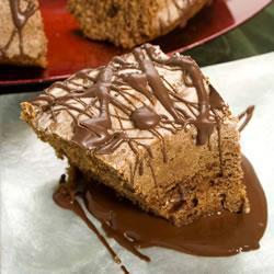Plum Pudding au chocolat gâteau