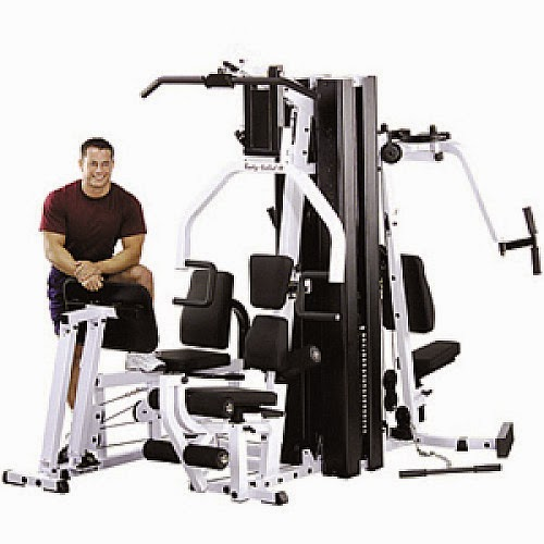 Sports authority coupon 25%: Body-Solid EXM 3000 Home Gym