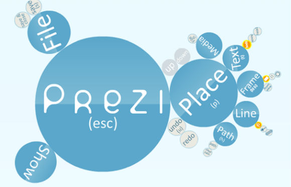 metronome: prezi communication tool, Powerpoint templates