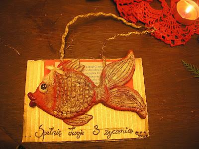 Urodzinowa złota rybka