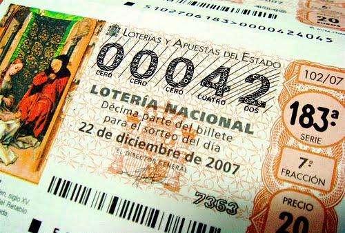 Que significa soñar con loteria
