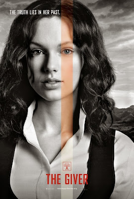 the giver taylor swift poster