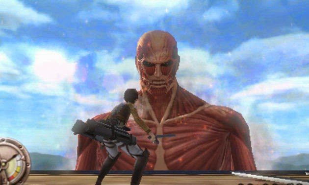 Baño Portatil Japones:Atlus ha distribuido un nuevo vídeo de Attack on Titan: Humanity in
