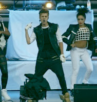 Justin Bieber in Oslo 2012 Video