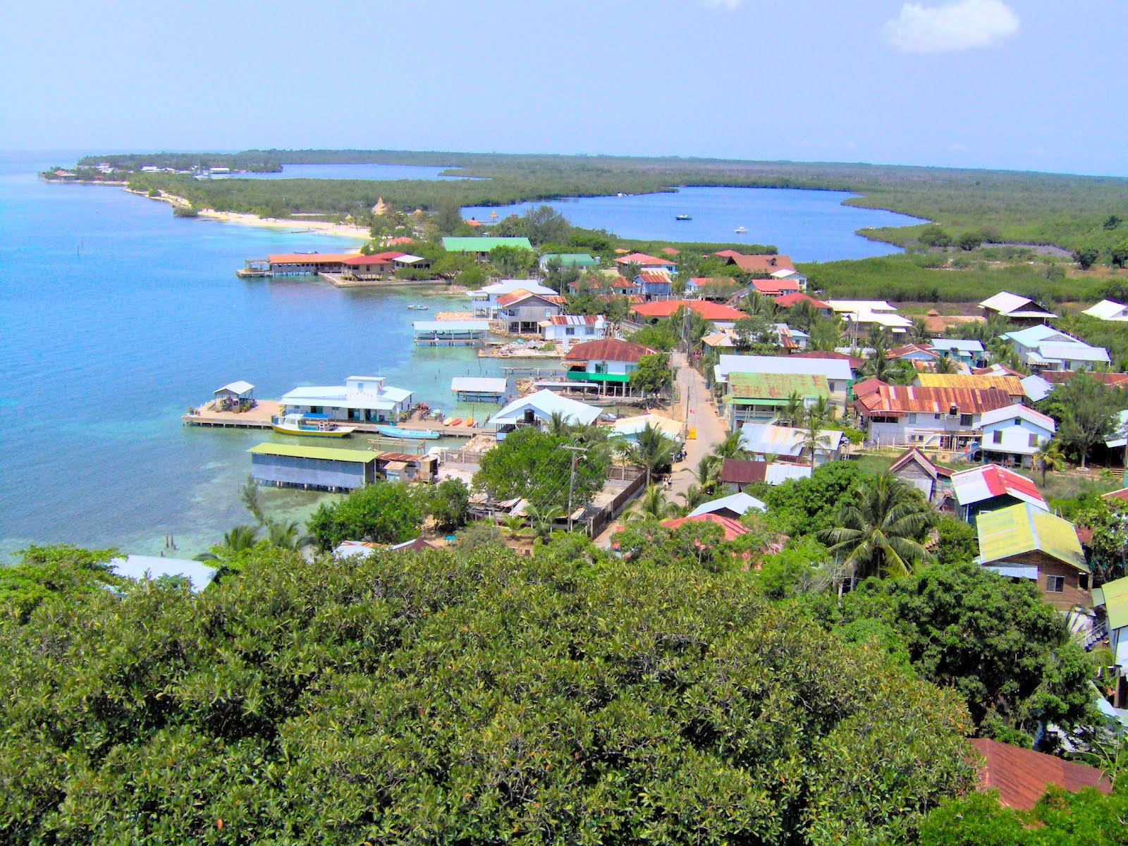 islas bahia: