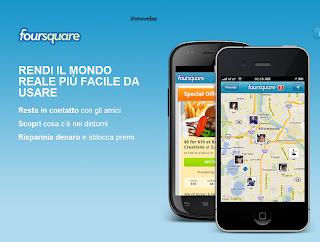 foursquare social network