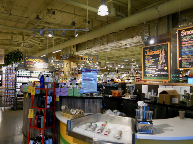 Snacking squirrel vancouver part three whole foods for Bar food vancouver