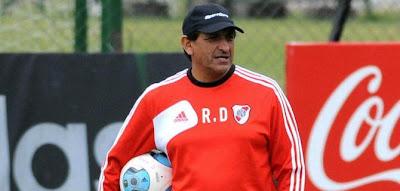 Ramón Díaz DT de River Plate