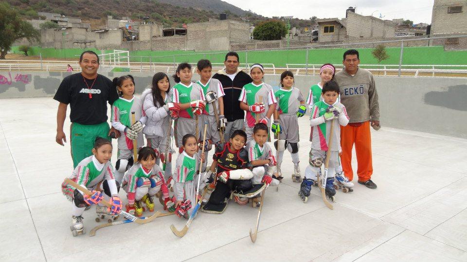PATINES FEMENINO XIR: Torneo Afiliación Hockey Patines México 2013