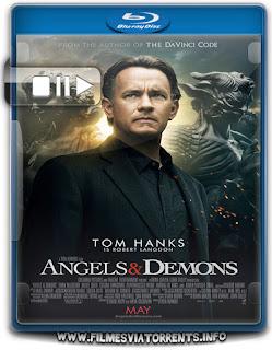 Anjos e Demônios Torrent - BluRay Rip 1080p Dual Áudio