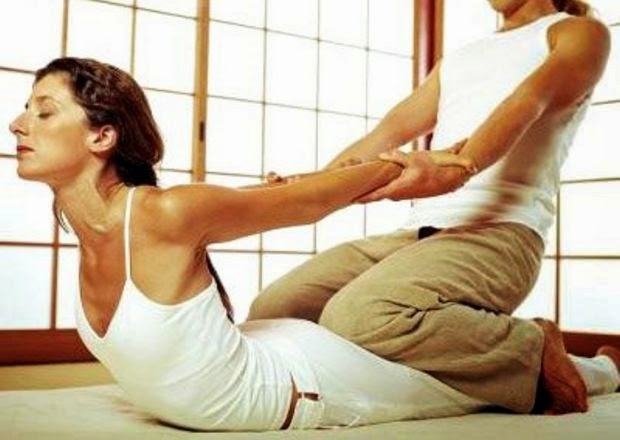 5 Types of Massages and Their Benefits ~ Health Care and