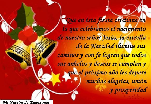 Mensajes de navidad frases de navidad saludos de navidad - Saludos de navidad ...