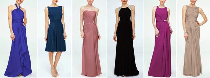 Bridesmaid Dresses Fall 2014