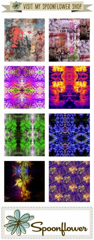 My Fabric Designs<br>@Spoonflower