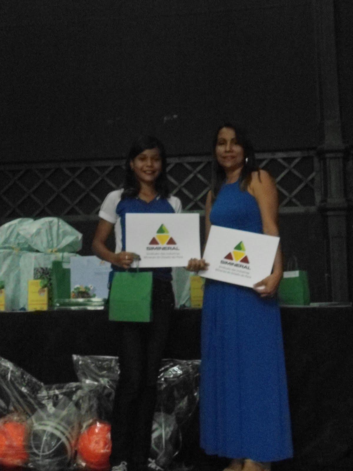 Premiação concurso de Redação Simineral/SEDUC 2015
