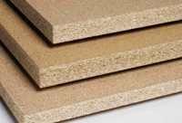 Tablas de madera aglomerada