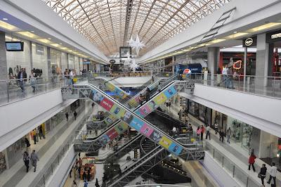 El Poder de los Centros Comerciales
