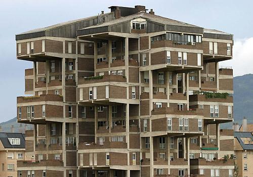 blancko style arquitectura de los 70 s