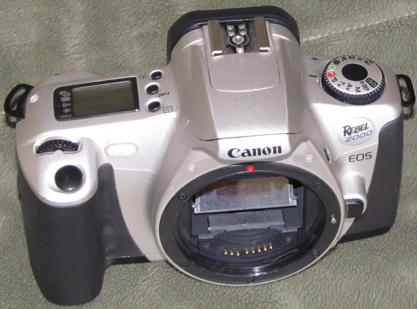 Canon U.S.A., Inc.   EOS Rebel 2000