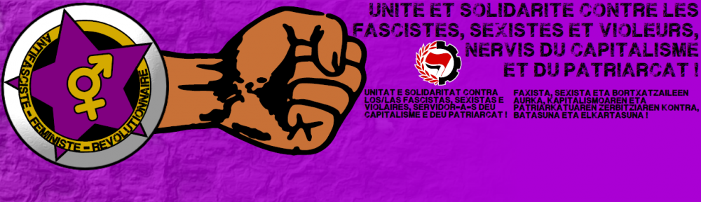 Antifa - Féministe
