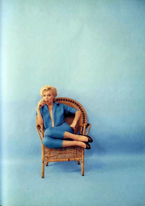 Vintage Everyday Beautiful Portraits Of Marilyn Monroe