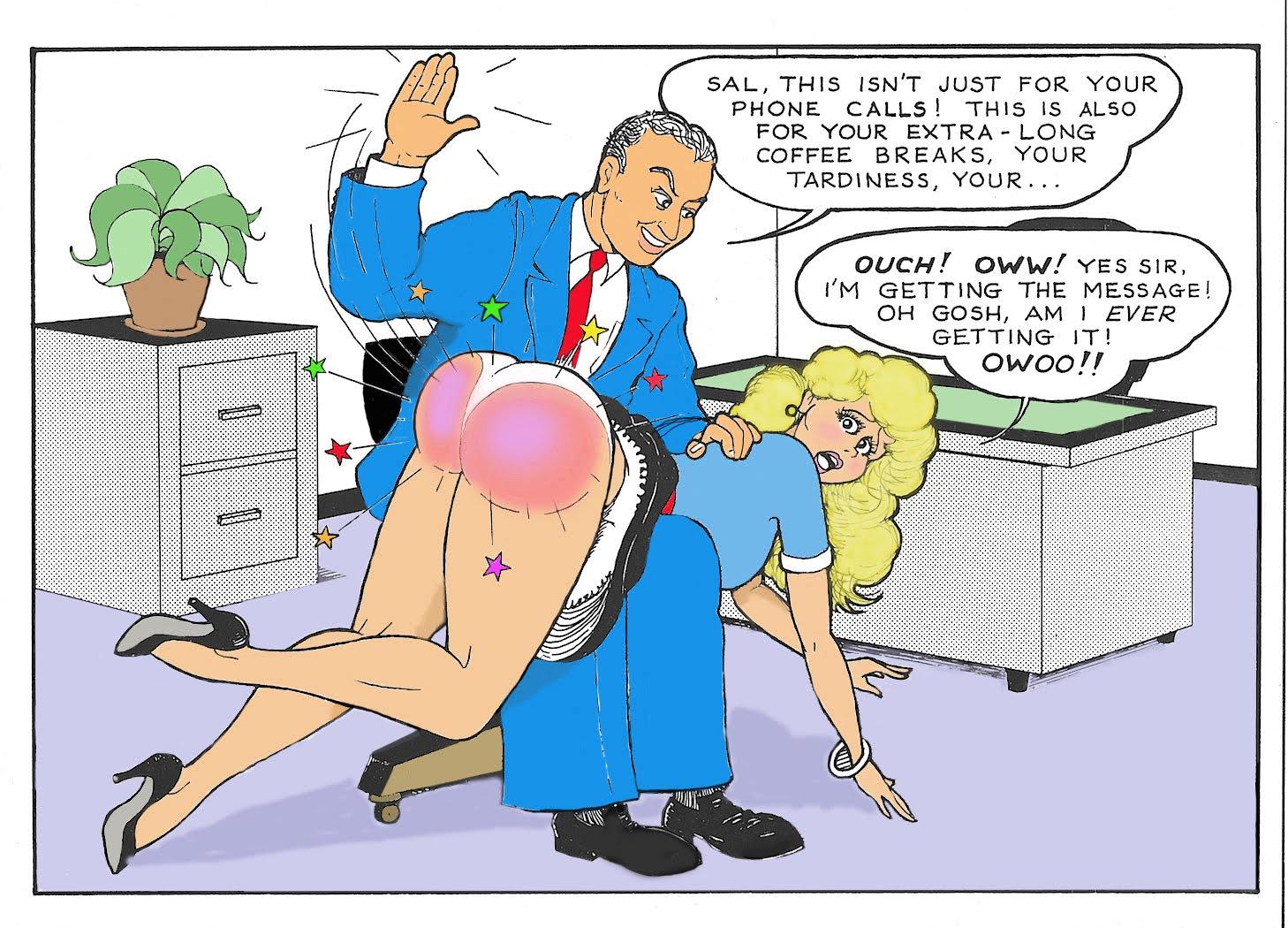 Gay spanking in banos publicos video
