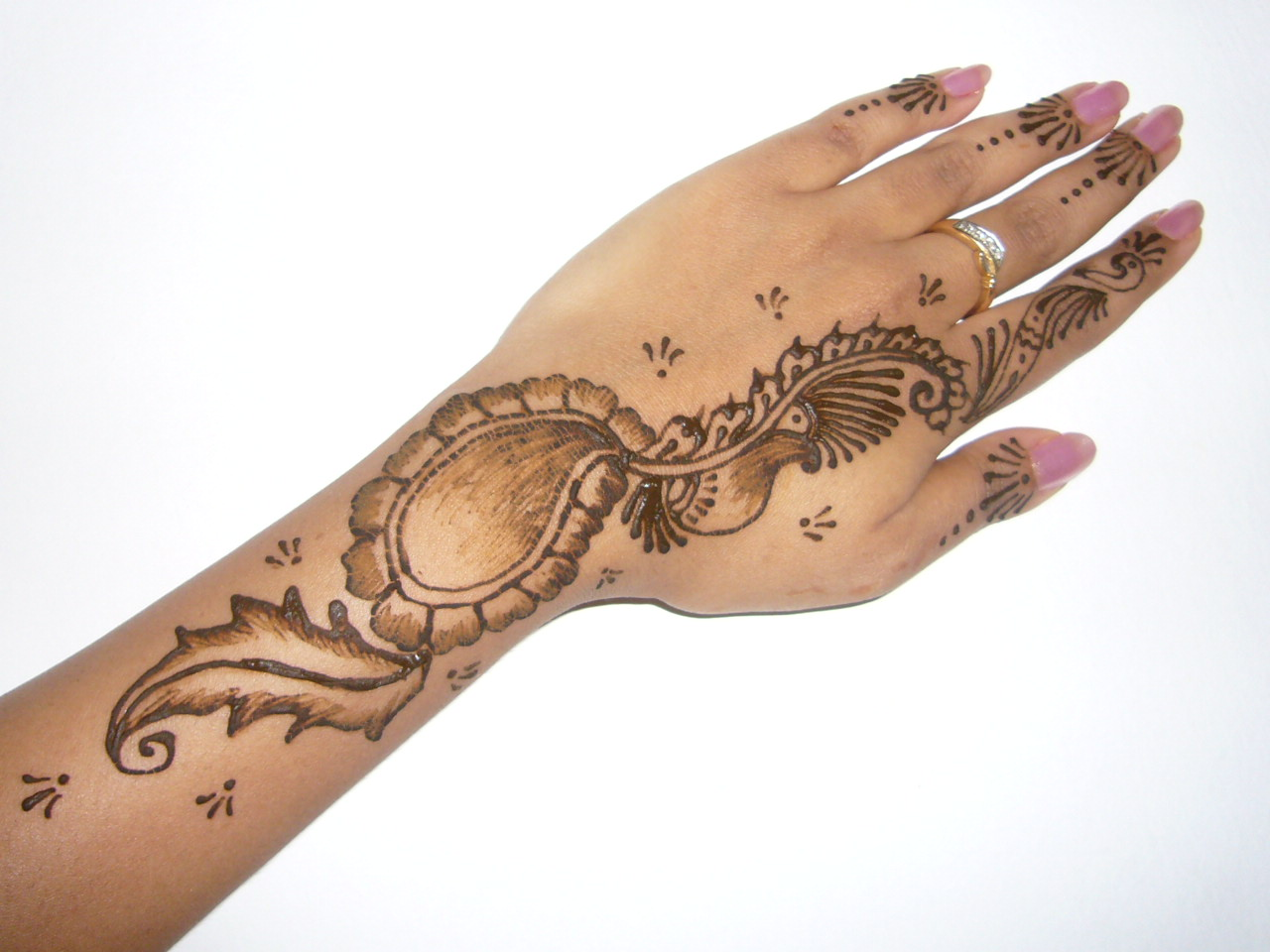 mehndi designs womens fashion mehndi