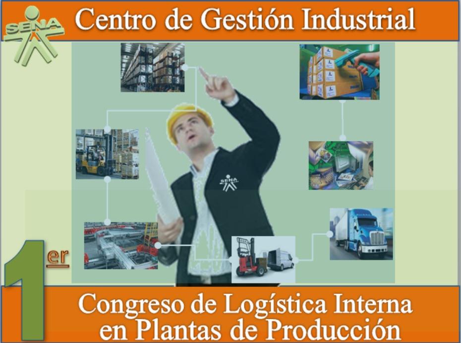 1er Congreso de Logística en Plantas de Producción