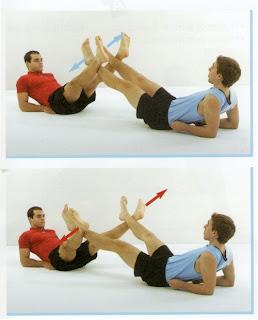 No-equipment Partner Workout | Fitnesstreats.com ...