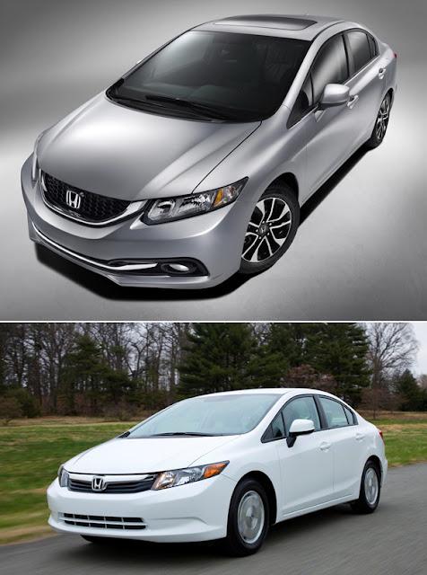 new 2013 Honda Civic