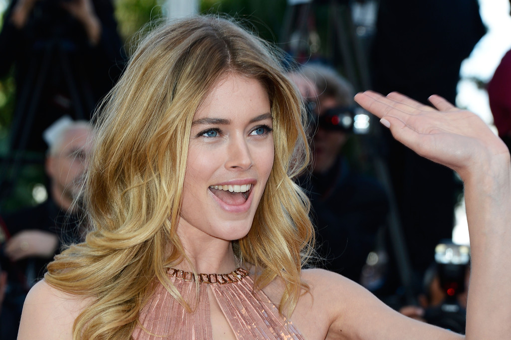 Doutzen Kroes at Cannes Film Festival 2013