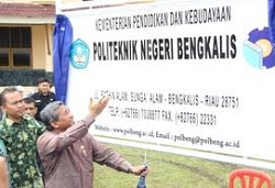 Politeknik Negeri Bengkalis - Recruitment SMK, D2, D3, S1, S2
