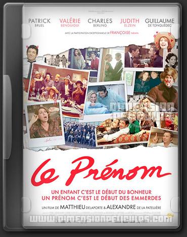 Le Prénom (DVDRip Frances Subtitulada) (2012)